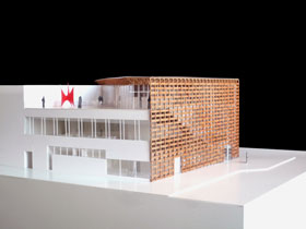 Shigeru Ban Architects New Building For Aspen Art Museum